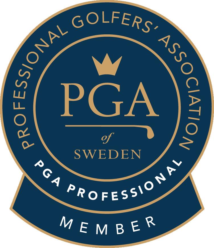 PGA professional emblem